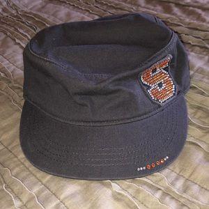 Syracuse women's cut hat